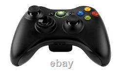 Microsoft Xbox 360 S E 250GB Video Game Console, Controller HDMI with 5 FREE GAMES