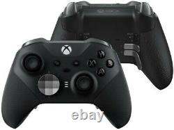 Microsoft Xbox Elite Wireless Controller Series 2 Black Original Box U SALE