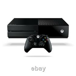 Microsoft Xbox One 500 GB Black Console without Kinect Very Good Condition