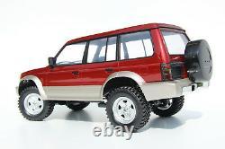 NEW Mitsubishi Pajero Wagon Hardbody for MST CMX CFX Tamiya CC-01 RC4WD TF2
