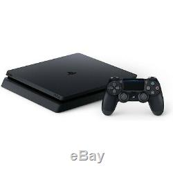 NEW Sony PlayStation 4 PS4 Slim 1TB + Headset + DUALSHOCK 4 Wireless Controller