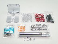 NEW TAMIYA GRAND HAULER 1/14 Body Plastics Kit BLACK TR-K
