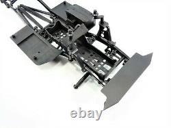New Axial SCX10 II Deadbolt Crawler Chassis Frame Set Links Rails Body Mount