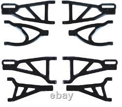 New Traxxas Revo 3.3 & E-Revo Complete RPM A-Arm Set Front Rear Upper Lower Arms