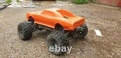 New Unbreakable body for Traxxas XMaxx Camaro SS
