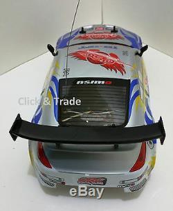 Nissan 350z Style 4WD Drift Radio Remote Control Car RC Drift Car 110 Scale