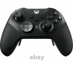 Official Microsoft Xbox One Elite Wireless Controller Series 2 Black Boxed
