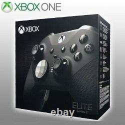 Official Xbox One Elite Wireless Controller Series 2 Black perfect xmas gift