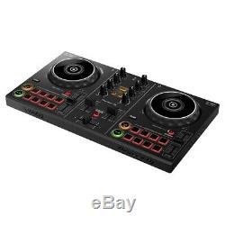 PIONEER DDJ-200 Wireless Smart DJ Controller Mixing Console Deck inc Software