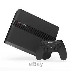Polymega, Base Unit + Wireless Controller, Universal, Black, PM01-00