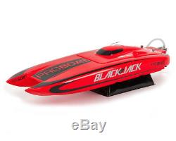 Pro Boat Blackjack 24 RTR Ready To Run 24 Inch 24 Catamaran RC Boat PRB08007