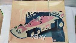 RARE VINTAGE 110 197 SIX WHEELER TYRRELL P34 Formula 1 LOTUS JPS RC RACING CAR