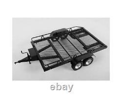 RC4WD BigDog 1/8 Dual Axle Scale Trailer RC4ZH0004