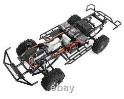 RC4WD Trail Finder 2 Midnight Edition RTR 4WD 1/10 Scale Crawler Truck