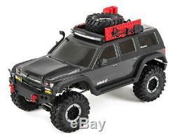 REREVEREST-GEN7-PRO-BLK Redcat Everest Gen7 PRO 1/10 4WD RTR Scale Rock Crawler