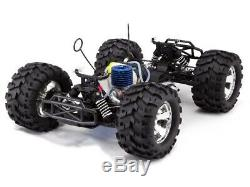 Redcat Racing Earthquake 3.5 1/8 Scale 4x4 Nitro Monster RC Truck Black/Blue NEW