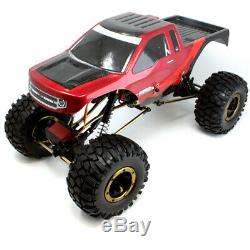 Redcat Racing Everest-10 Rock Crawler 1/10 Scale RC Electric 2.4GHz RED-BLACK