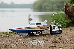 Remote Control RC High Speed Boat for Racing RTR SPECIAL OFFER! FAST