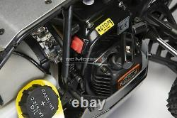 Rovan 305A Black 30.5cc 1/5th Scale Baja Buggy 2WD RC Car RTR FS-GT3B 2.4Ghz