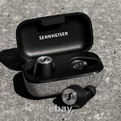 Sennheiser Momentum True Wireless InEar Headphones, Touch Control & Charging Case