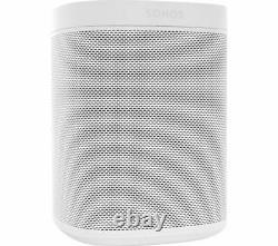 Sonos One Gen 2 White Wireless Speaker with Voice Control Brand new