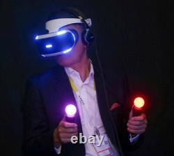 Sony PlayStation 4 5 PS5 Move Controllers + PS4 Camera PSVR Motion Sensor Bundle