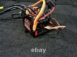 Spektrum Firma 150Amp Brushless Smart ESC 2050Kv Motor Arrma Kraton Notorious 6s
