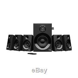 TV Cinema System Surround Sound Home Bluetooth Speaker Subwoofer Remote Control