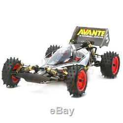 Tamiya 1/10 Avante 2011 Limited Black Special Edition Buggy EP RC Car Kit #47390