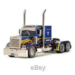 Tamiya 114 Grand Hauler Custom Truck EP RC Car Kit On Road #56344