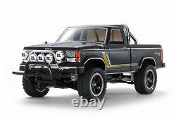 Tamiya 47361 1/10 RC 4WD Truck CC01 Chassis Land Freeder Matte Black Painted Kit