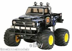 Tamiya 58547 BLACK Midnight Pumpkin Kit RC Kit (CAR WITHOUT ESC)