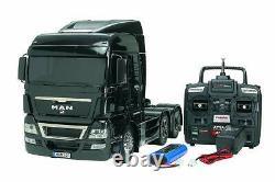 Tamiya Japan RC Truck Trailer MAN TGX 26.540 6x4 Full Operation 1/14 Scale RCTR