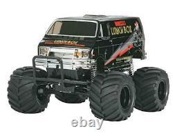 Tamiya Lunch Box Black Edition 2WD Electric Monster Truck Kit TAM58546