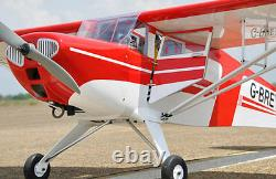 Taylorcraft RC Motor Flugmodell 2050mm Spannweite, Black Horse in ARTF