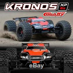 Team Corally KRONOS 1/8 Scale 6S Brushless Truggy ARMA Kraton Killer! RTR NEW