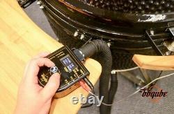 TempMaster Wireless BBQ Temperature Controller 4 Weber Kettle Smokey Mountain