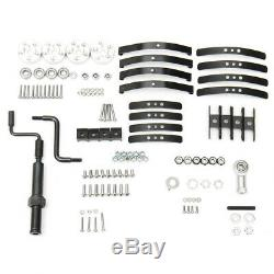 Trailer Metal Kit Heavy-Duty Trailer Carrier for 1/10 Tamiya Axial RC SCX10 D90