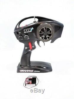 Traxxas 1/10 Summit 2.4GHz TQi Bluetooth Enabled 4 Ch Radio and 5Ch TSM Receiver