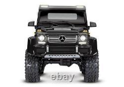 Traxxas 88096-4 TRX-6 Mercedes-Benz G 63 AMG 6x6 110 Rtr Crawler 2.4GHz Black