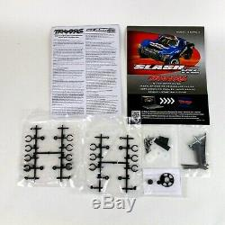 Traxxas Slash LCG 2wd VXL Brushless 1/10 Pre-Roller Pre-Rolling Chassis Mudboss