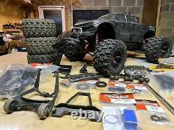 Traxxas X-Maxx 8s Monster Truck NEW MOTOR AND ESC