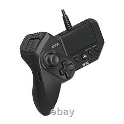 Used HORI TAC GRIP Tactical Assault Commander Grip Controller PS4 / PS3 -Fast