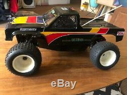 Vintage Kyosho Ultima Outlaw Truck 110 RC Car With Original Manual