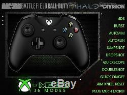 XBOX ONE S RAPID FIRE CONTROLLER BEST MOD ON EBAY! All CoD style games