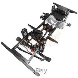 Xtra Speed D90 110 Scale EP RC Cars Crawler 280mm WB ARTR #XS-CAR-902