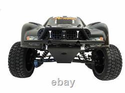 1/5 King Motor Rtr T1000a Deluxe Desert Truck 34cc Moteur Hpi Baja 5t Compatible
