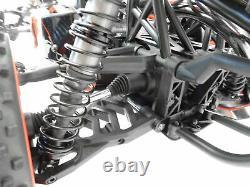 1/5 Rovan 305a Gas Desert Buggy Rtr 30.5cc Hpi Baja 5b King Motor Compatible Rouge