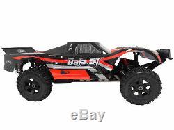 1/5 Rovan 36cc Gas Terminator Camion 360t Hpi Baja 5t Roi Moteur T1000 Compatible