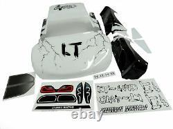 1/5 Rovan Lt Le Kit De Carrosserie Peint S'adapte Aux Camions Losi 5ive T & Rovan Lt Sc 4wd Km X2